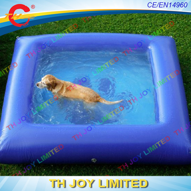 inflatable dog swimming pools, inflatable pools for dog swimming-in ...