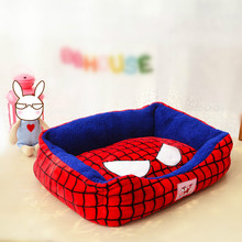 Multi-functional Spiderman sphynx cat house