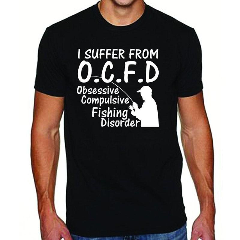 Summer Short Sleeves Cotton T-Shirt Fashion O.C.F.D Mens Tee Men Print Cotton O Neck Shi ...