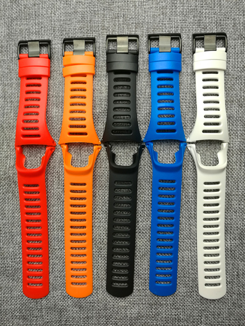 The latest! Strap for SUUNTO Ambit 1 2 3 4 peak 2R 2S SAPPHIRE 24mm Men's Watch Rubber strap Strap Screwdriver Watch Accessories black watchband strap rubber holder locker for suunto core suunto ambit 1 2 3 2r 2s watch accessories ring loop