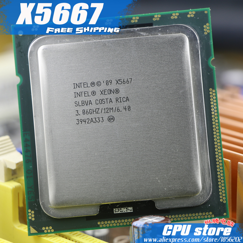 intel original I7 990X I7 990X CPU Processor 3 46G /Six Core