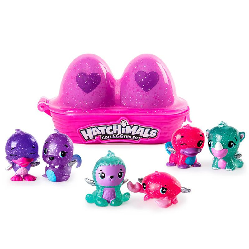 Hatchimals Eggs mini magical magic egg 2pcs/set hatching creative egg child children boys and girls toys