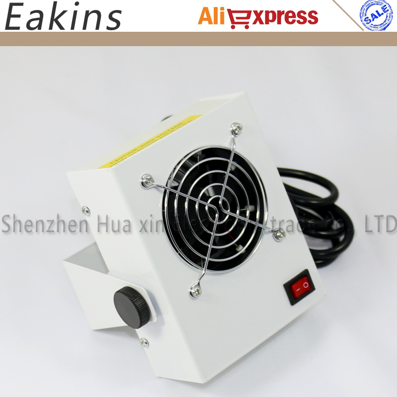 ST121A Mini Lonizing Air Blower Lonizing Air fan Eliminate Static electricity Elimination fan Antistatic ionizer blower carbon fiber antistatic brush remove static electricity 1460x1400mm