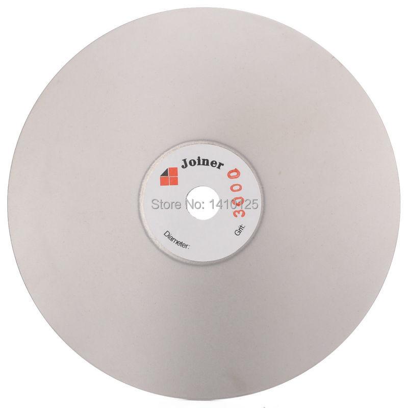 6 colių 150 mm švitrinis 3000 labai plonas deimantų šlifavimo diskas, abrazyviniu ratu dengtas, plokščias lapų diskas, skirtas brangakmenių papuošalams