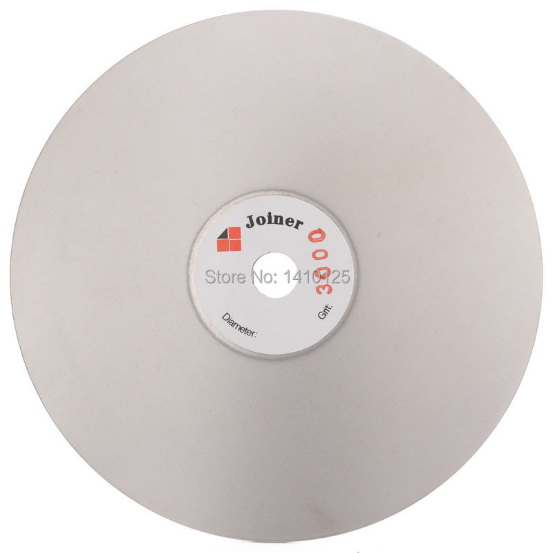 6 Inch 150 Mm Grit 800 Diamond Coated Flat Lap Disk Grinding Polish Wheel Coarse