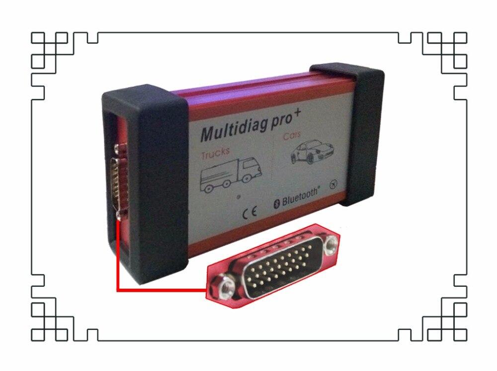 Дизайн Bluetooth Multidiag pro. r0 программное обеспечение бесплатно активируется по электронной почте OBD2 VD TCS CDP pro с новым vci