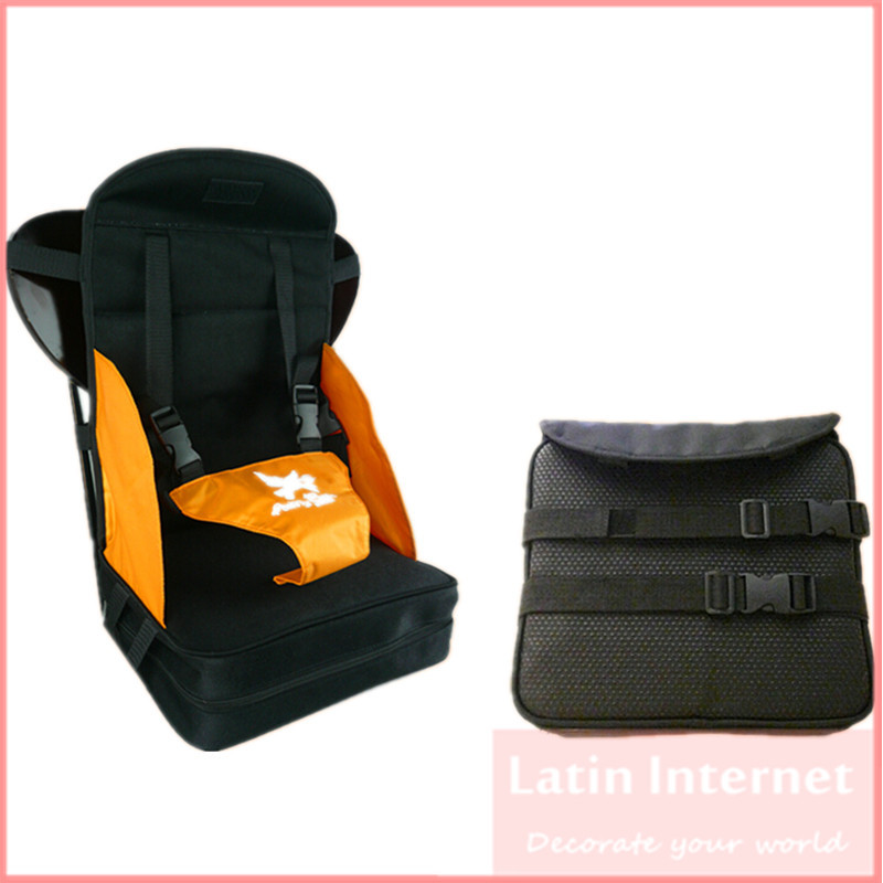 Portable Baby Seat Toddlers High Dining Chair Booster Fold Up Comfortable Cushion Bag 4 Colors Available In Seats From Mother Kids On