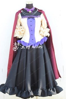 Axis Powers Hetalia APH France Francis Bonnefoy Anime Custom Made Uniform Cosplay Costume