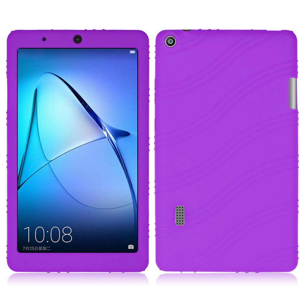 Shockproof Silicone Cover Case For Huawei Mediapad Mediapad T3 7 0 Wifi  BG2-W09 Tablet Case Funda For Honor Play 2 7 0 Cover+Pen