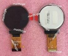 Maithoga 1.18 אינץ 24PIN לבן/צהוב/כחול עגול OLED מסך SSD1327 כונן IC 128*128