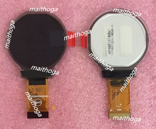 maithoga 1.18 inch 24PIN White/Yellow/Blue Round OLED Screen SSD1327 Drive IC 128*128