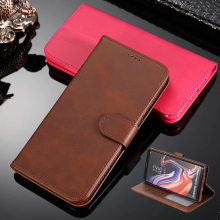купить For Samsung Galaxy Note 9 Case High Quality Flip Leather Cases For Samsung Galaxy Note 9 Stand Case PU Leather Cover дешево