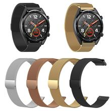 Stainless Steel Replace Mesh Band Strap for Huawei Magic/Watch GT/Ticwatch Pro High quality