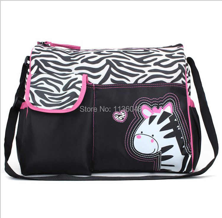 Animal design MaMa Bag Multifunctional 19*29*40cm Nappy Mummy Maternity Handbag Diaper Baby Durable Tote Hobos Shoulder Bag