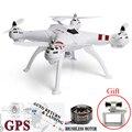 BAYANGTOYS X16 Professional GPS Zangão RC com Came Do Motor Brushless 2.4G 4CH 6 Eixo RC Quadcopter RTF Retorno Automático helicóptero