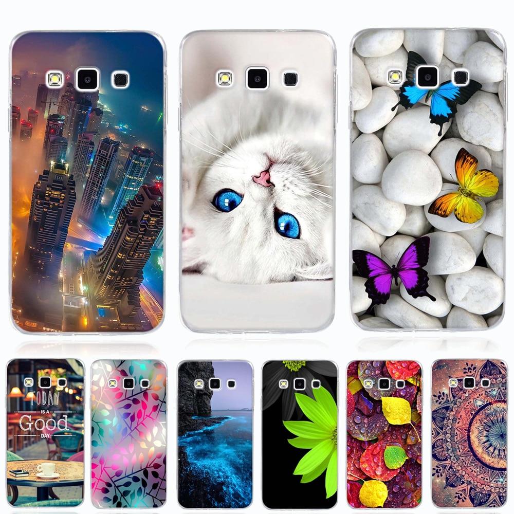 Case For Samsung Galaxy A5 2015 A500F A500H 5.0inch Phone Ca