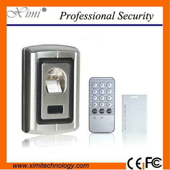 Standalone Rfid Access Control No Software Fingerprint Reader F007 Biometric Single Access Controller biometric standalone access control rfid access control for building management system