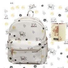 Аниме Kantai коллекция пу мультфильм печать рюкзак школьные сумки для подростков женщин лолита рюкзак сумка