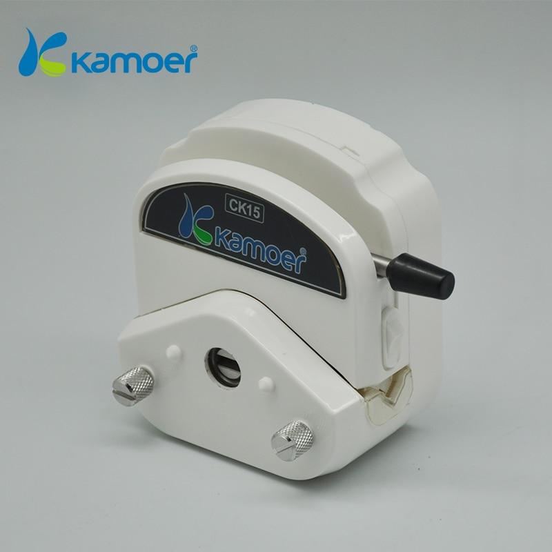 CK 15 peristaltic pump head for beverage & food industrial peristaltic pump n6 3l 0 211 3600 ml min 0 1 600 rpm rs485