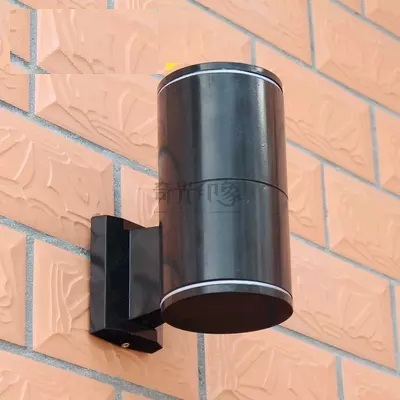Simple Modern Wall lamps LED Outdoor Wall Sconce Lighting Waterproof Garden Wall Lights Fixtures Aluminum Porch Lights modern simple creativeoutdoor led wall lamp waterproof aluminum porch lights for garden corridor decorative wall lights