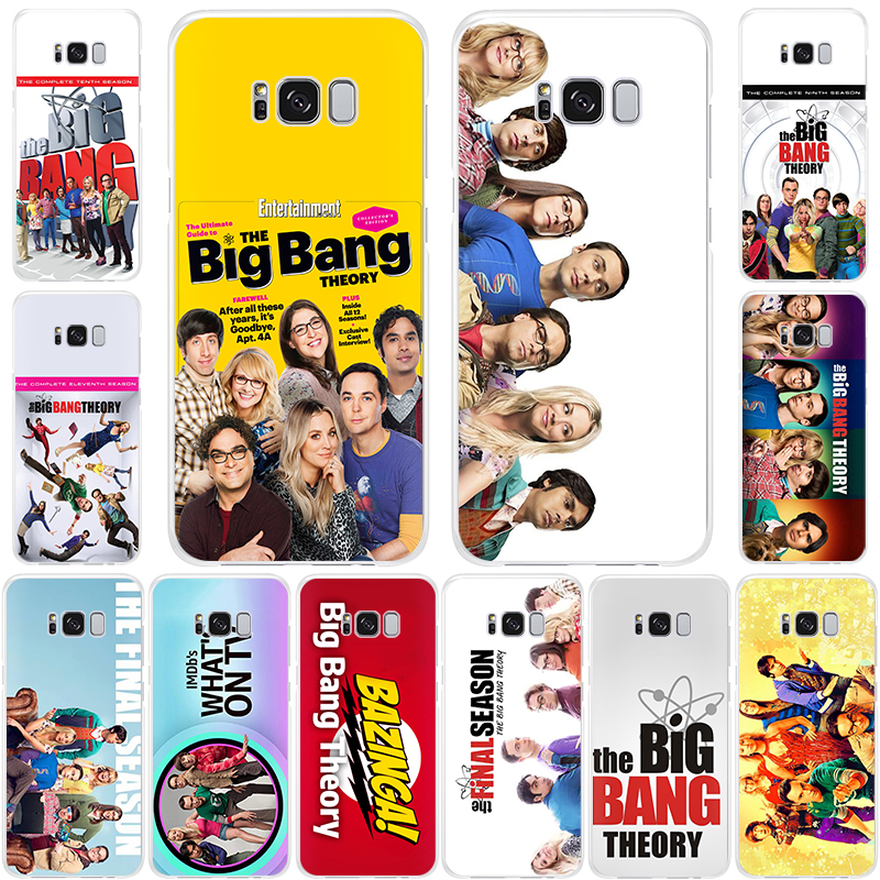 The <font><b>Bang</b></font> Theorys <font><b>Big</b></font> Family SOFT TPU <font><b>phone</b></font> <font><b>case</b></font> for Samsung Galaxy S10 S10plus S10lite S9 S9plus Note9 Note8 S8 S8Plus S7edge S6 image