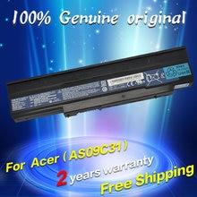 Jigu freies verschiffen as09c31 original-laptop-batterie für acer extensa 5210 5220 5235 5420g 5620g 5620z 5630 5635 5635z