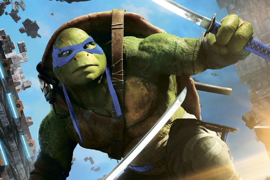 "Teenage Mutant Ninja Turtles Cartoon Movie Silk Poster Art Prints 12x18/"" 24x36/"""