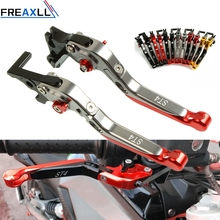 For Ducati ST4 ABS 1999-2002 2004-2006 Motorbike CNC Aluminum Levers Foldable Extendable Motorcycle Brake Clutch