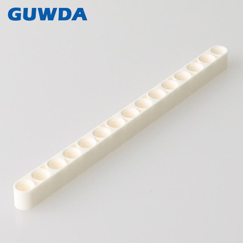 LEGO® Brick Technic Black Liftarm 1 x 15 Thick Part 32278