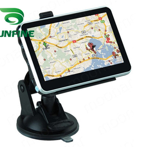 4.3 Inch WinCE 6.0 Car GPS Nav