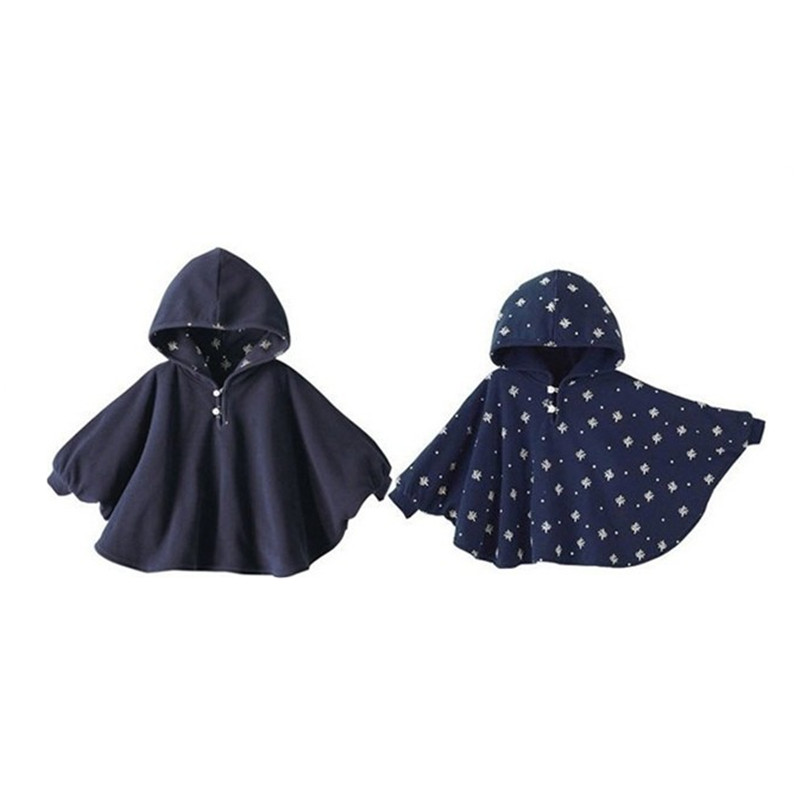 Promotion-2016-Fleece-Baby-Coat-Babe-Cloak-Two-sided-Outwear-Floral-Baby-Poncho-Cape-Infant-toddler-newborn-Baby-Coat-DK005-2
