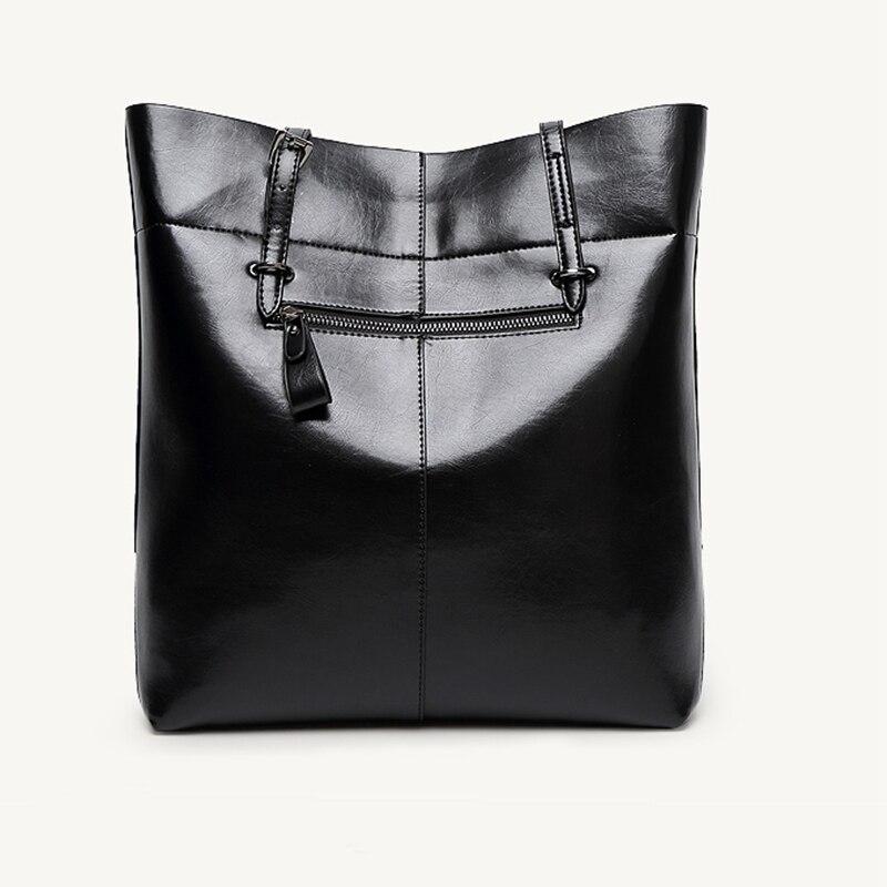 sacolas de couro macio À Material Principal : Plutônio