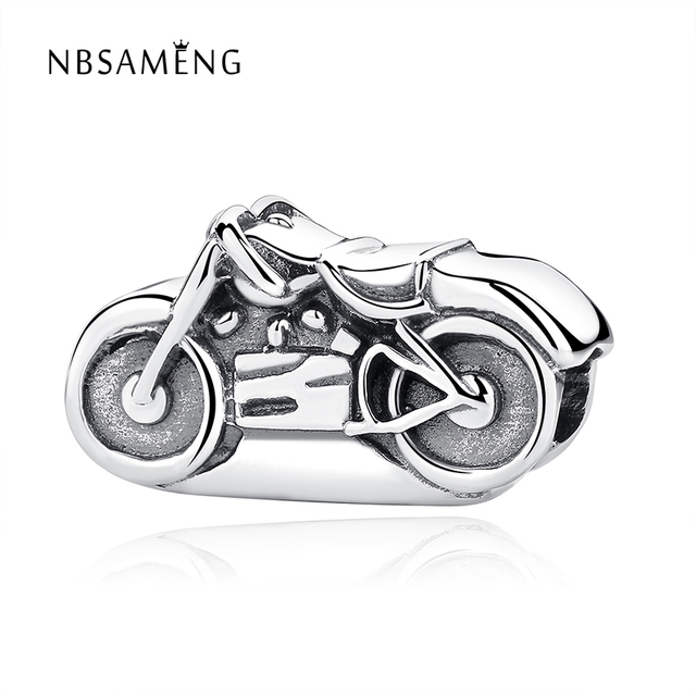 pandora motorcycle charm