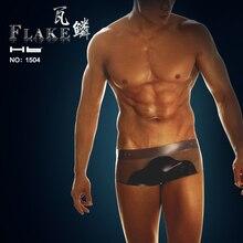 Hb marke & flake sammlungen. pvc boxer sexy männer transparent kleidung. einem stück und China original brand. NO. 1504