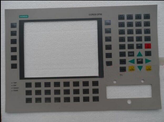 OP35 6AV3535-1TA01-0AX0 6AV3 535-1TA01-0AX0  Compatible Keypad Membrane 6av3617 1jc30 0ax1 6av3 617 1jc30 0ax1 op17 compatible keypad membrane