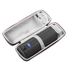 LuckyNV EVA Viagens Hard Carrying Case para Logitech Ultimate Ears ue MegaBoom 3 Protetora Falante À Prova D' Água Saco De Armazenamento