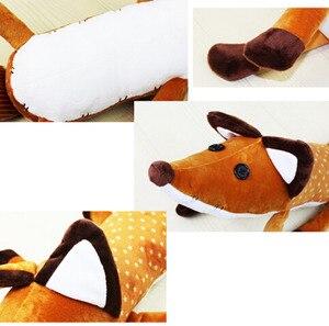 Image 4 - De Kleine Prins Fox Pluche Poppen 40 Cm Le Petit Prince Knuffel Pluche Onderwijs Speelgoed Voor Kids Baby Verjaardag/Xmas Gift