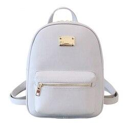 Women backpack small size black pu leather women s backpacks fashion school girls bags female back.jpg 250x250