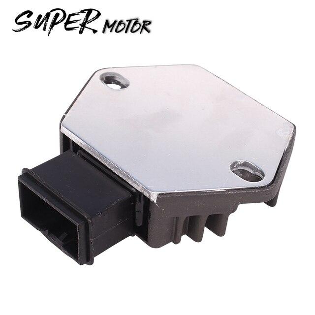 Redresseur régulateur de tension avec prise | Pour Honda CBR900 CBR600 F2 F3 CB400 CBR250 VT250 VTR1000 XL1000 NT650 NV750 C2