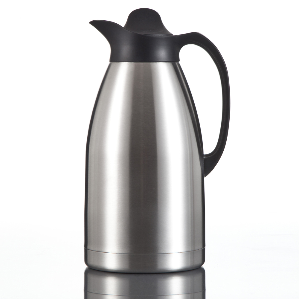 New 3 Liter Large Capacity Thermos Teapot Flask Coffee Pot Vacuum Jug Business Home Use Freeshipping Hot Water Jar Kettle In Flasks Thermoses From