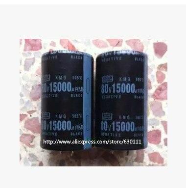 30pcs- 1000uf 6.3v Radial Electrolytic Capacitor 6.3v1000uf  Rubycon YXG
