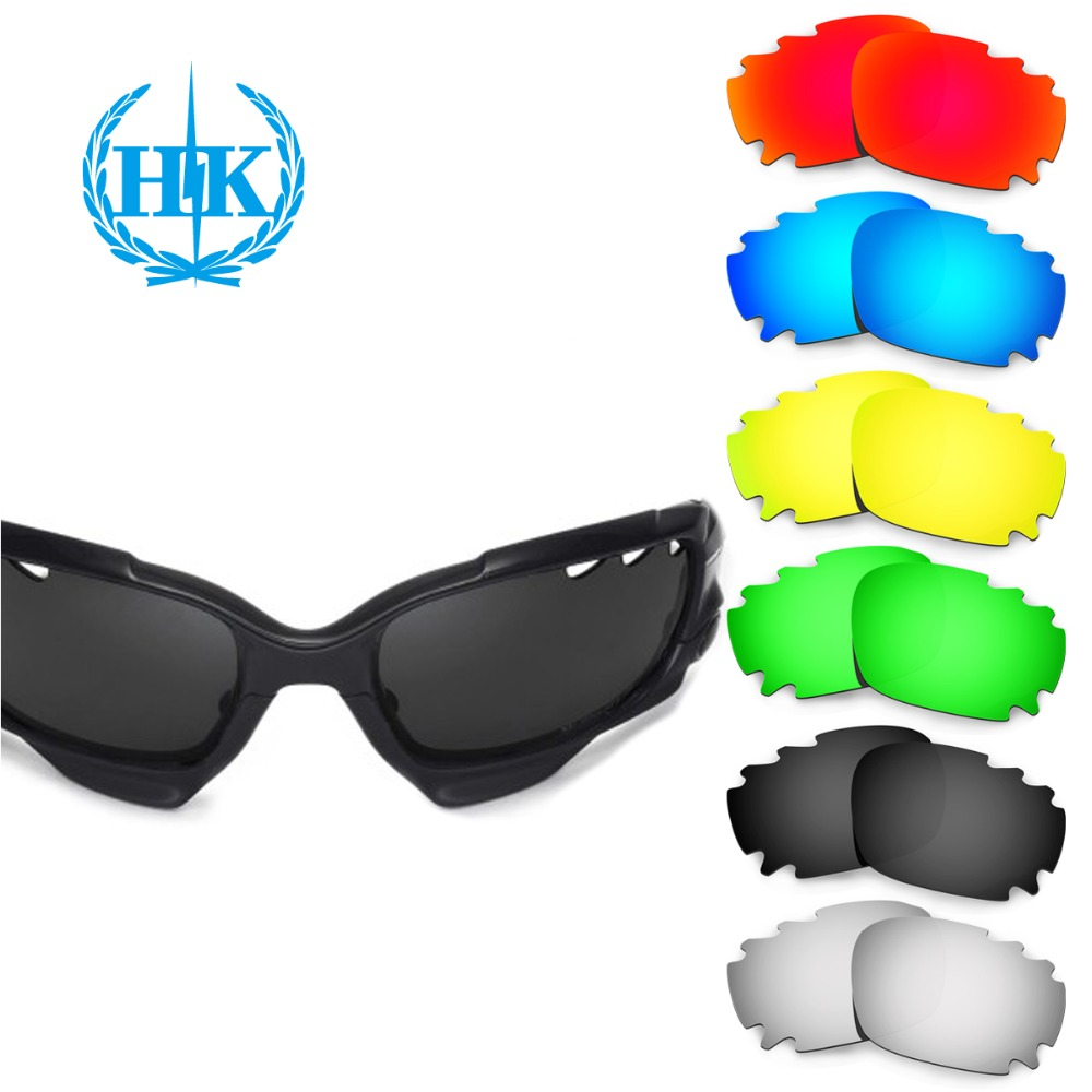 HKUCO Replacement Lenses For Oakley Jawbone (Asian Fit) - 1 pair u9jYvmOtz