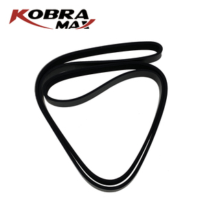 Image 4 - KOBRAMAX אוטומטי חלקי משולש v מצולע חגורה 5PK1750 עשוי באיכות גבוהה גומי Gwear התנגדות עבור רנו