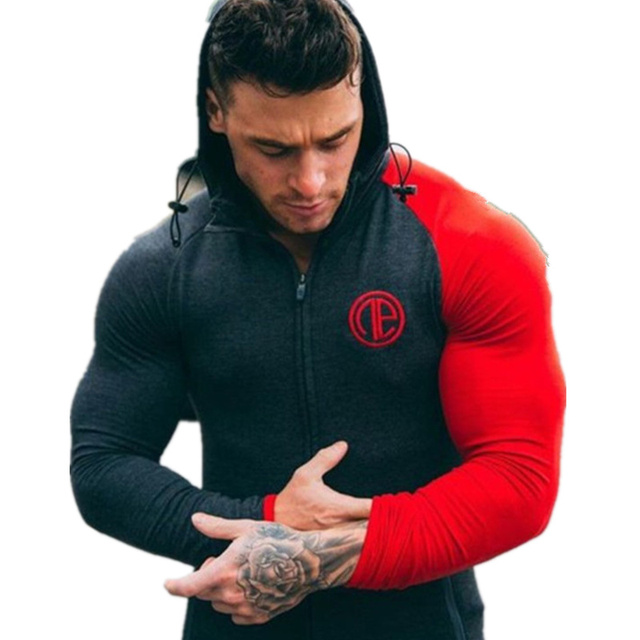 2018 Mens Shark Hoodie Singlets Sweatshirts Mens hoodies Stringer Fitness Men's hoodies Shirts hoodies M-XXL