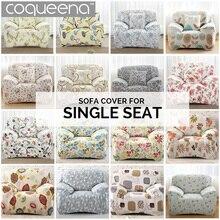 Universal Sofa Abdeckung Stretch Sessel Schonbezug Elastische Armlehne Couch Abdeckungen für Wohnzimmer Einzigen Stuhl Sitz Möbel SC007