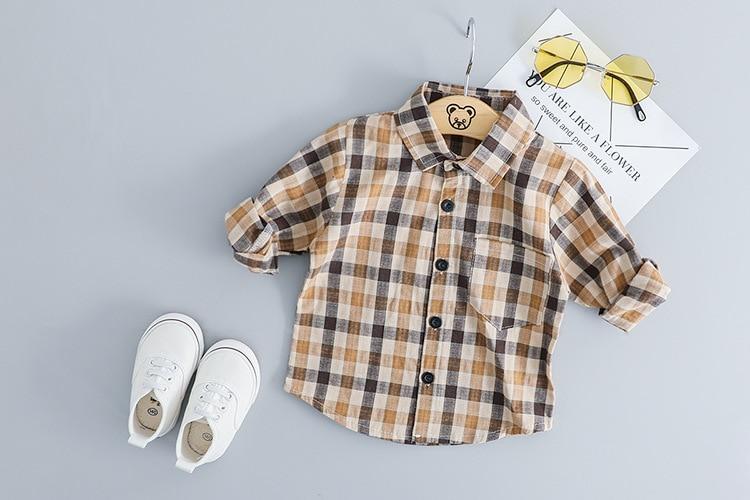 2019 Новий весна дитина хлопчиків / - Дитячий одяг - фото 3