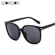 648e563169 LeonLion 2018 Glasses Vintage Sunglasses Women Top Brand Designer Luxury  Candies Lens Lady Sun Glasses Outdoor Plastic Glasses