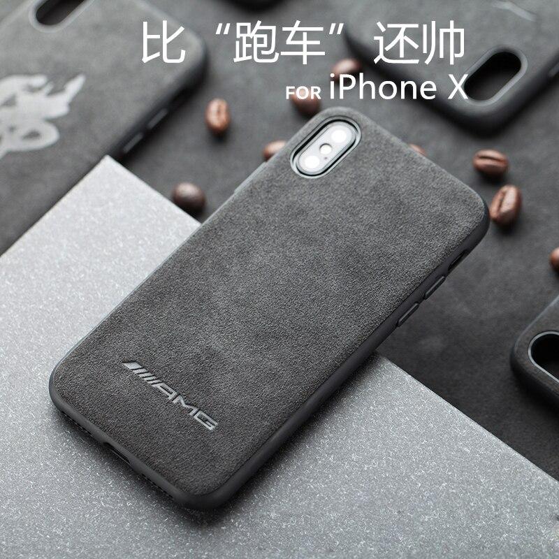 coque amg iphone 8