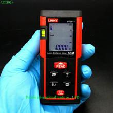 Cheap price UNI-T UT391+  Digital Laser Distance Meter Range Finder Measure Tape Laser Telemetre  Handheld 60m laser rangefinder