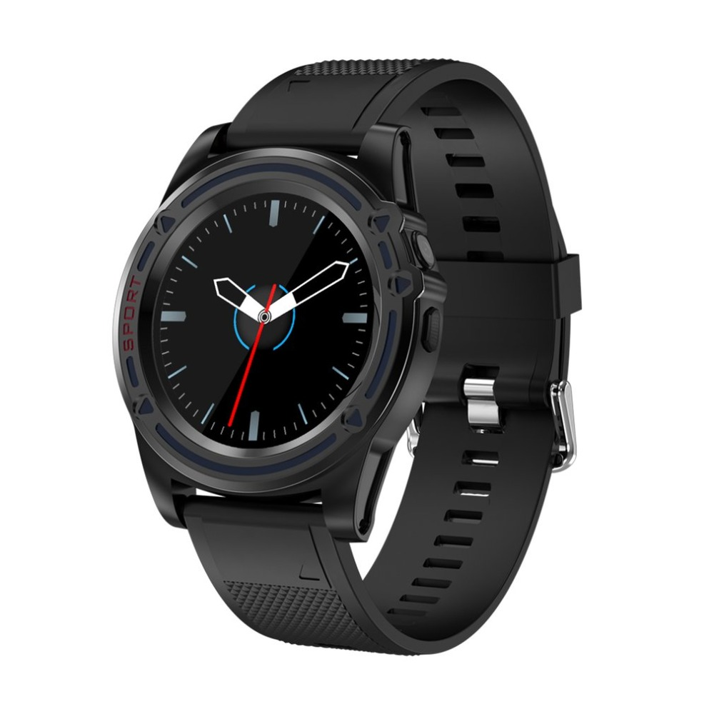 Smart-Watch Camera Bluetooth-Wifi with DT18 Sport GPS And HD Independent-Card Blasting